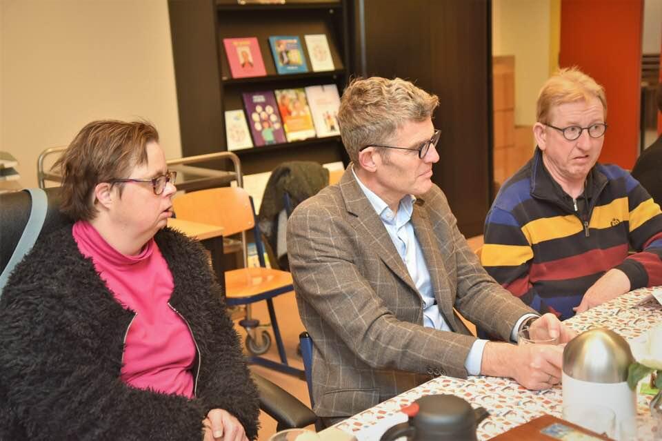 Dialoog ZorgVerandert met de gemeente Weststellingwerf