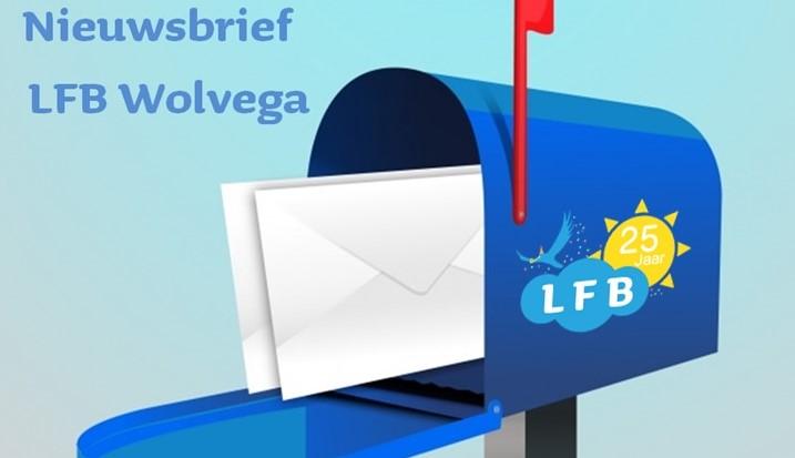 Nieuwsbrief LFB Wolvega december 2020